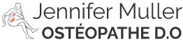 Jennifer Muller – Ostéopathe Paris 16 Logo